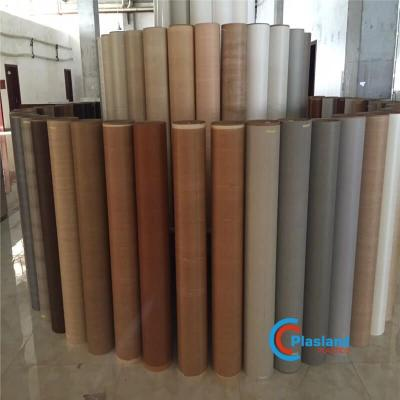 PVC Wooden Grain Foil Sheet